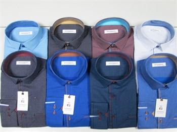 Сорочки в ассортименте цветные - фото 4703