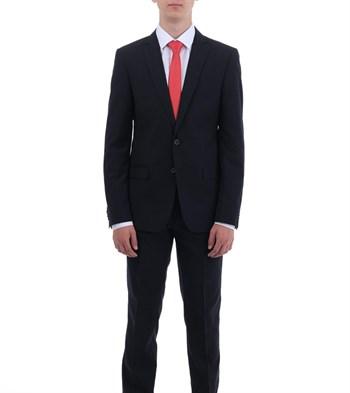 Мужской приталенный костюм Бинго - фото 5202