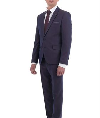 Мужской приталенный костюм Даллас - фото 5222