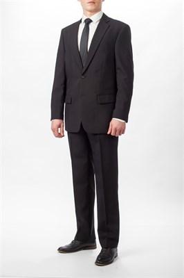 Мужской классический костюм-двойка арт. 393 - фото 5429