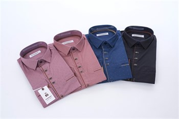 Мужские сорочки в ассортименте - фото 5532