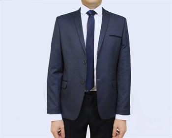 Пиджак мужской приталенный Мауро - фото 6095