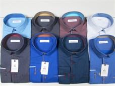 Сорочки в ассортименте цветные