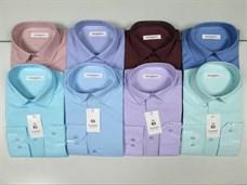 Рубашки в ассортименте цветные