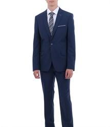 Мужской приталенный деловой костюм Герат