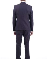 Мужской приталенный костюм Даллас - фото 5223