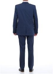 Мужской костюм в клетку КД-853 - фото 5318