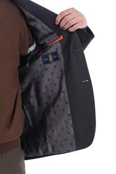 Приталенный повседневный мужской пиджак Диас - фото 5358