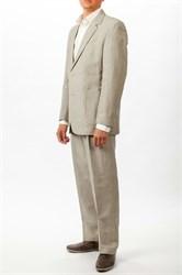 Мужской светлый летний костюм OSKAR 592