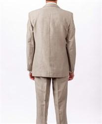 Мужской светлый летний костюм OSKAR 592 - фото 5439