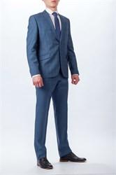 Мужской костюм в клетку КД-796