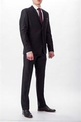 Мужской приталенный классический костюм Ламбер