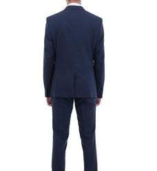 Мужской классический двубортный костюм Шарлот - фото 5461