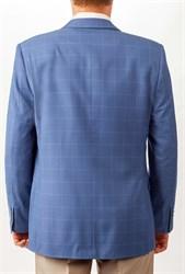 Классический пиджак в клетку Раньери - фото 5477