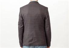 Мужской клетчатый пиджак под джинсы Ротекс - фото 5502
