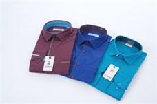 Модели мужских рубашек в ассортименте