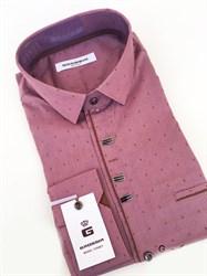 Сорочка мужская размер S стретч - фото 5729