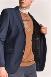 Повседневный мужской пиджак под джинсы Бонуччи