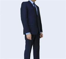 Мужской классический костюм КД-944 - фото 6104