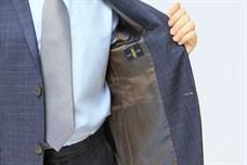 Пиджак мужской Гарфилд - фото 6120
