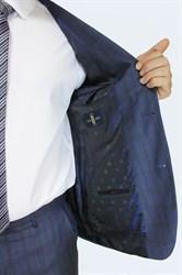 Мужской костюм в клетку Дамиан - фото 6131