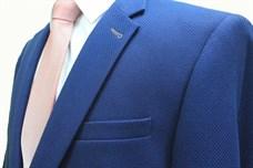 Жаккардовый мужской пиджак Апполон