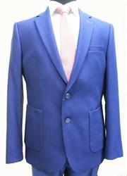 Жаккардовый мужской пиджак Апполон - фото 6213
