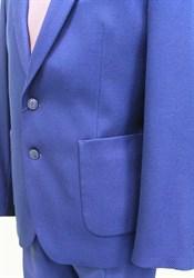 Жаккардовый мужской пиджак Апполон - фото 6214
