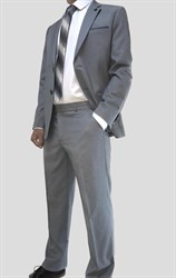 Мужской классический костюм двойка Робсон - фото 6306