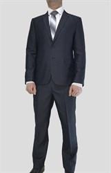 Мужской классический костюм двойка Оникс