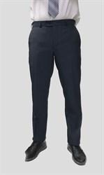 Мужские классические брюки Оникс в мелкую клетку