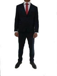 Мужской классический костюм Мэллоун - фото 6326