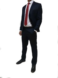 Мужской классический костюм Мэллоун - фото 6328