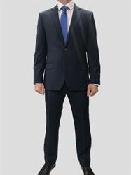 Мужской классический костюм в клетку КД-960 - фото 6354