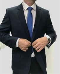 Мужской классический костюм в клетку КД-960 - фото 6355