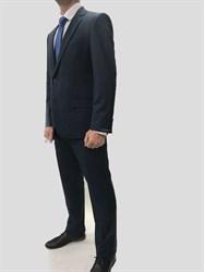 Мужской классический костюм в клетку КД-960 - фото 6356