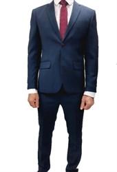 Мужской классический костюм КМД-673
